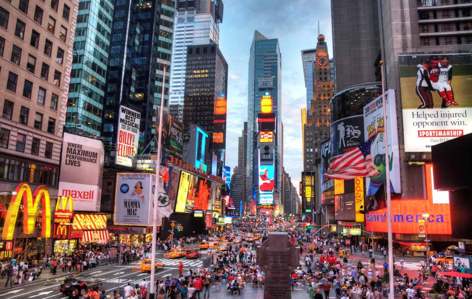 Quảng trường thời đại (Time Square)