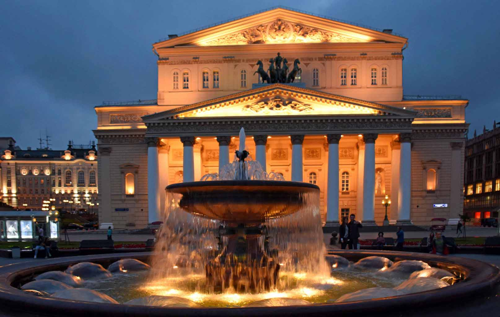 Nhà hát Bolshoi