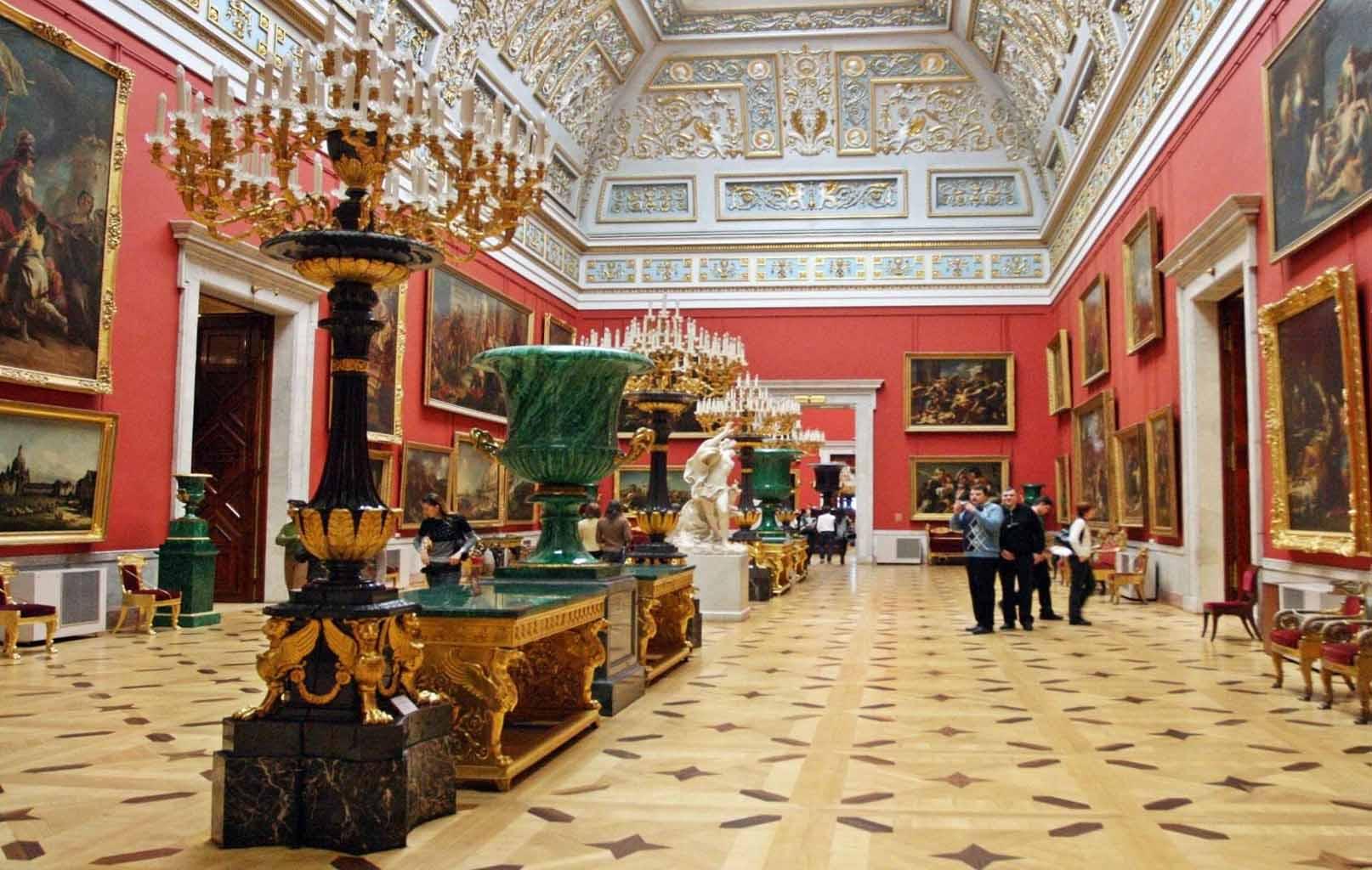 Viện bảo tàng tranh Hermitage