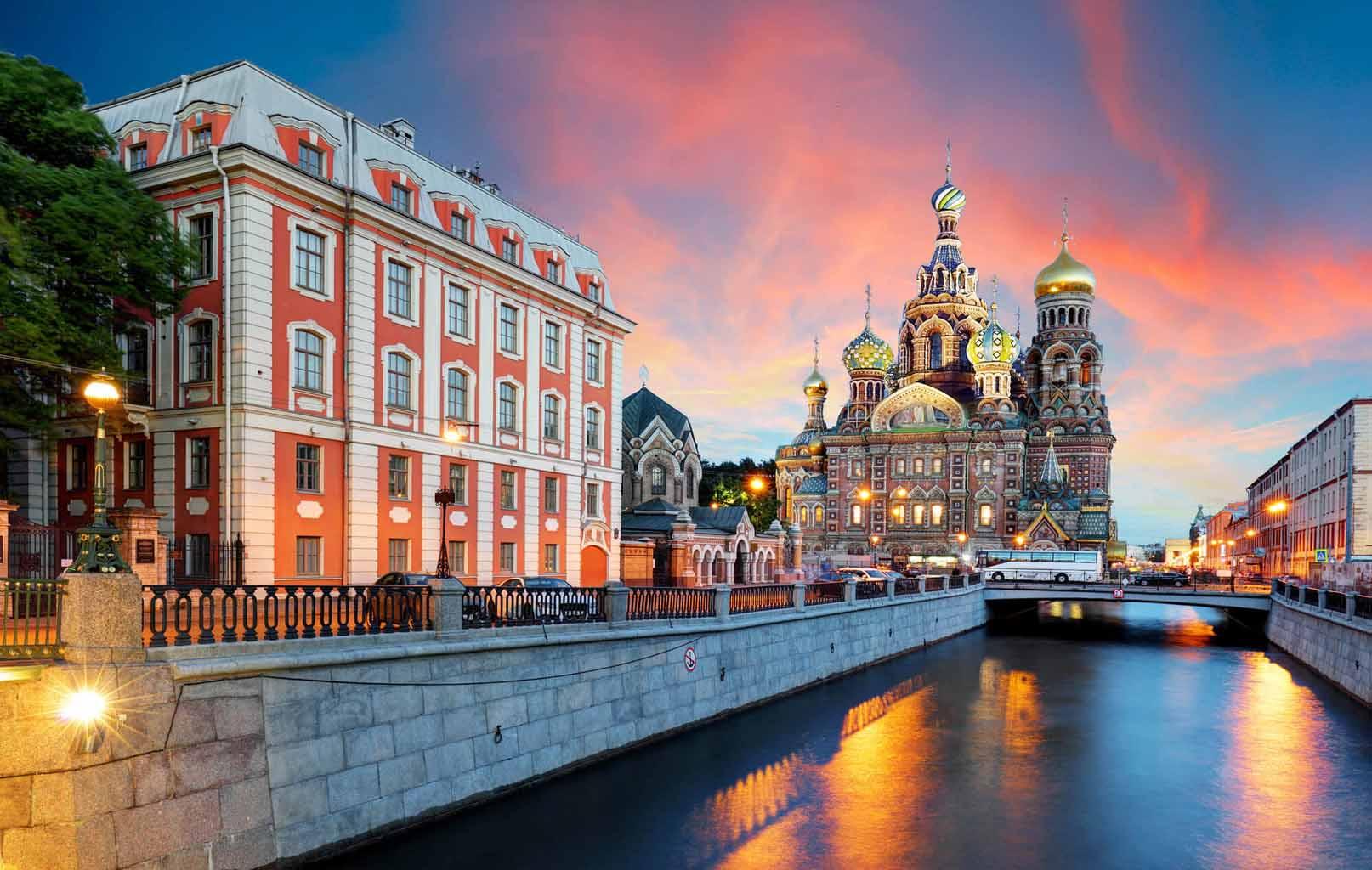 Kết thúc hành trình khám phá nước Nga