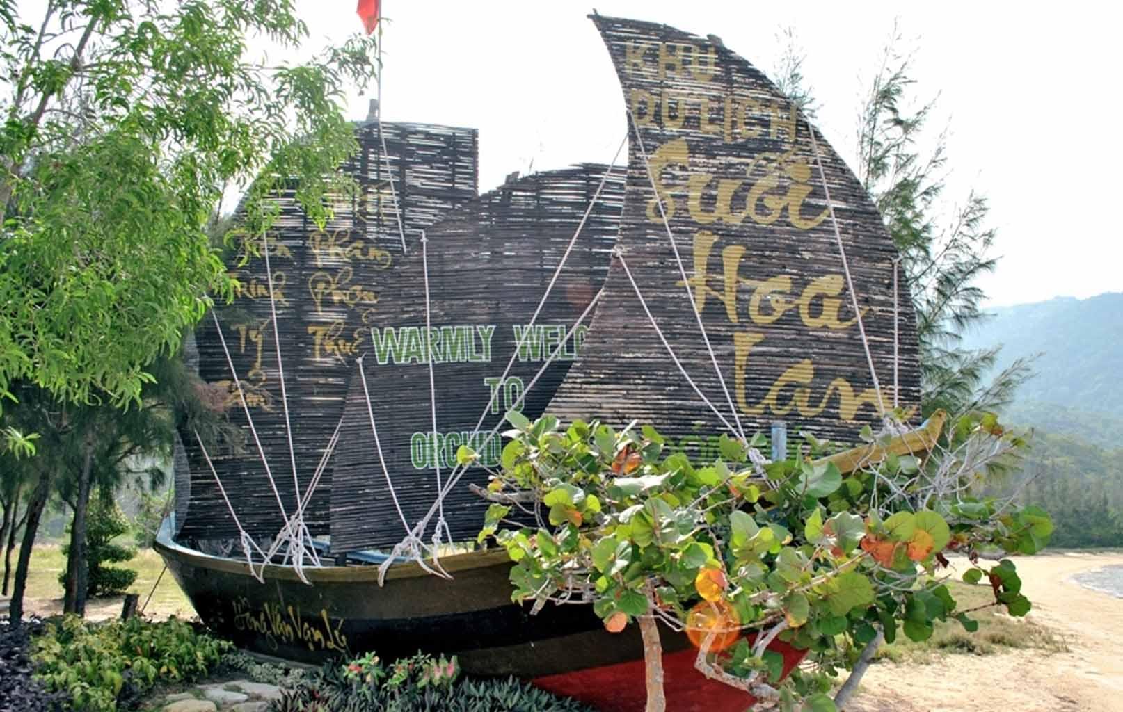 Khu du lịch sinh thái Suối Hoa Lan