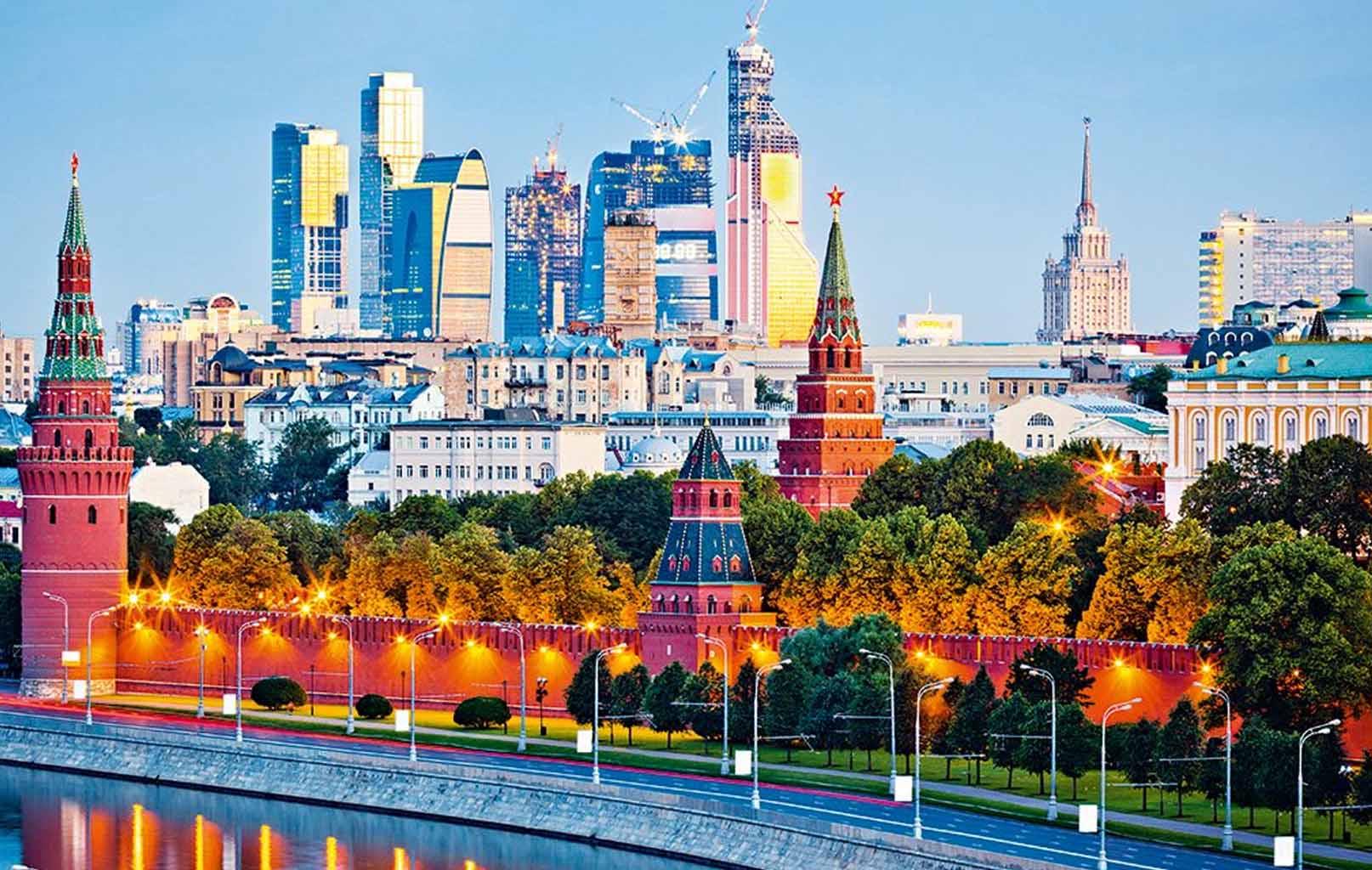 Thành phố Matxcova