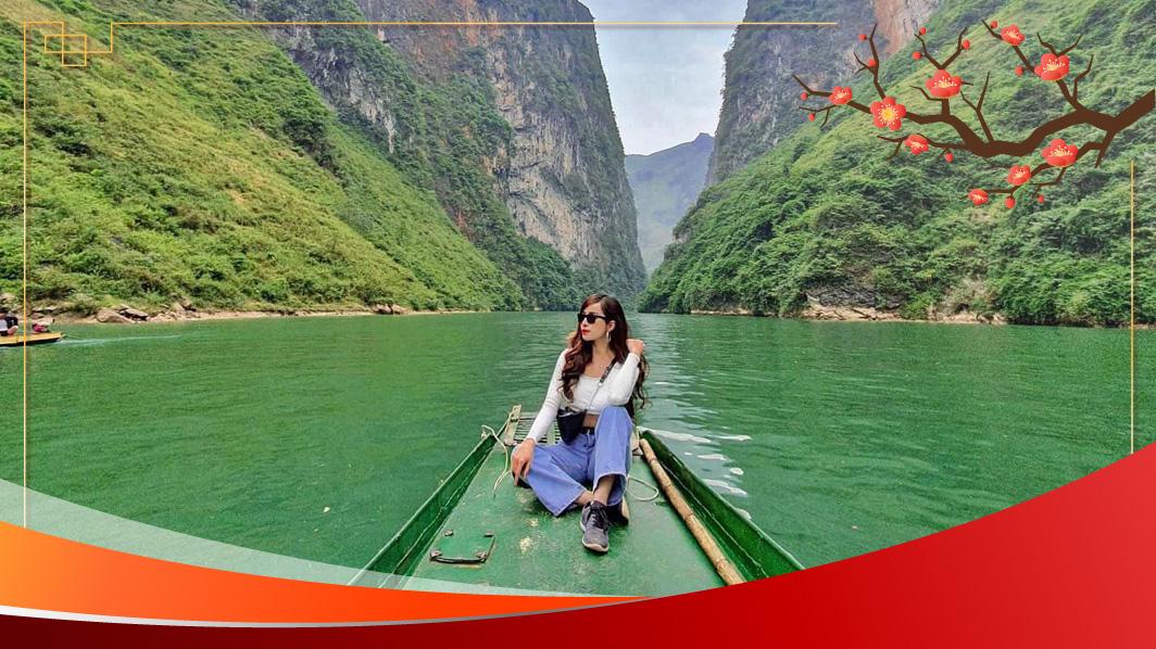 Tết 2021: Hà Giang - Lũng Cú - Sông Nho Quế 3N2Đ