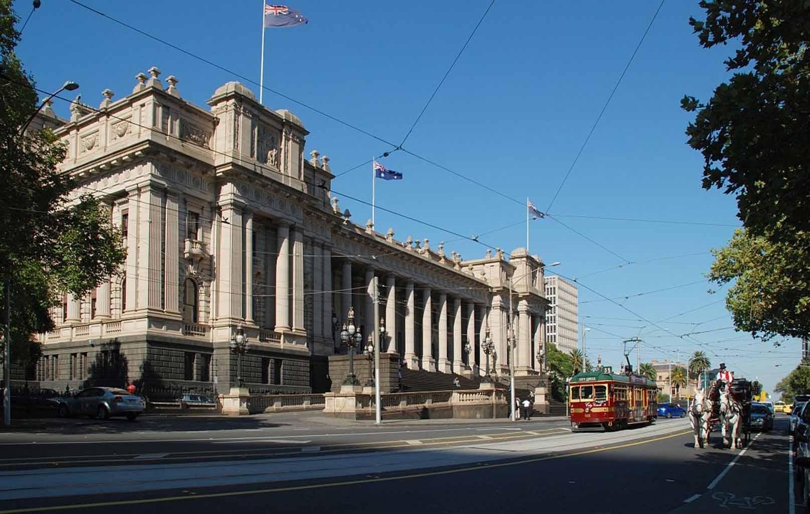 Nhà Quốc hội cũ