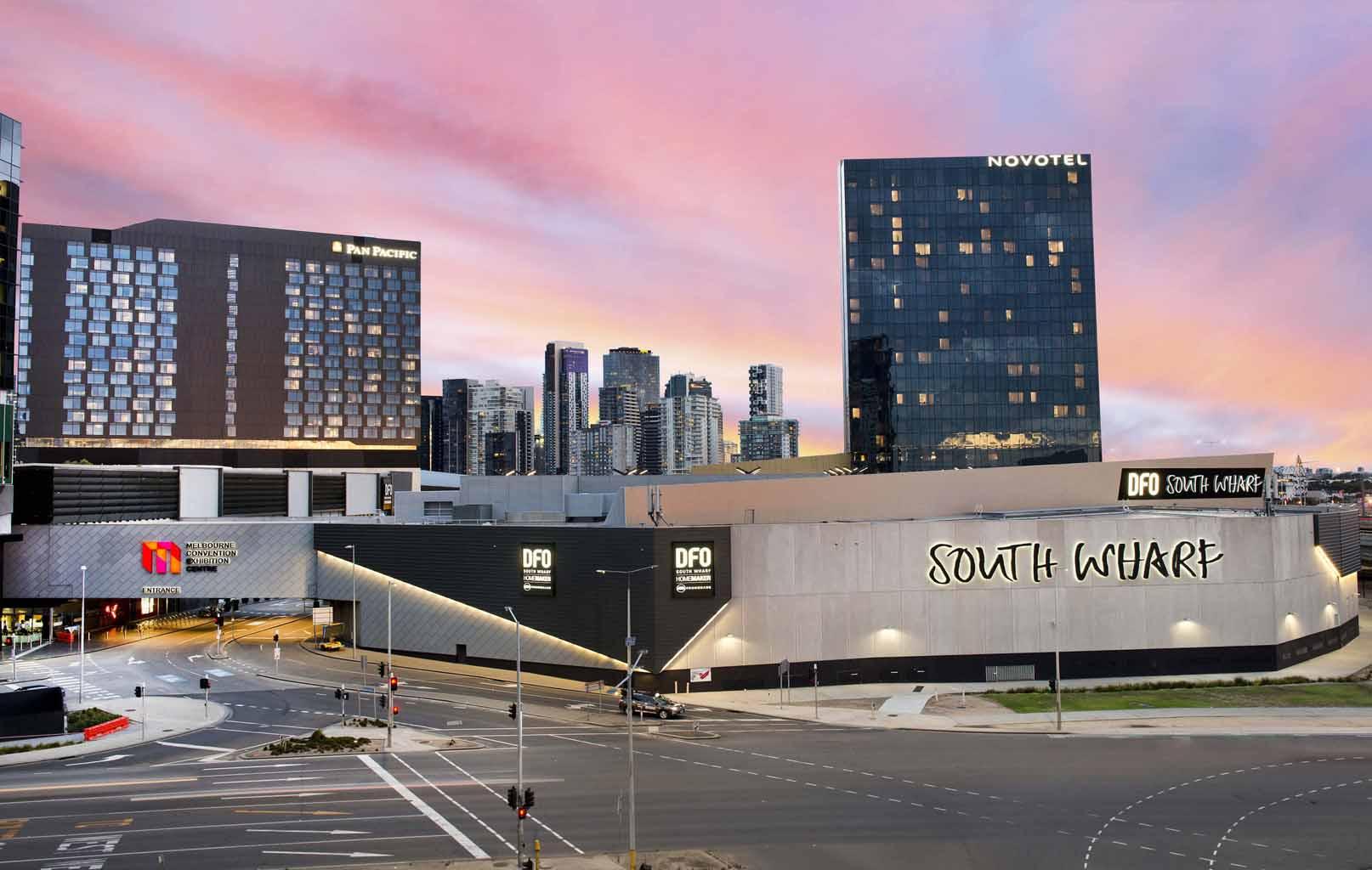 DFO South Wharf