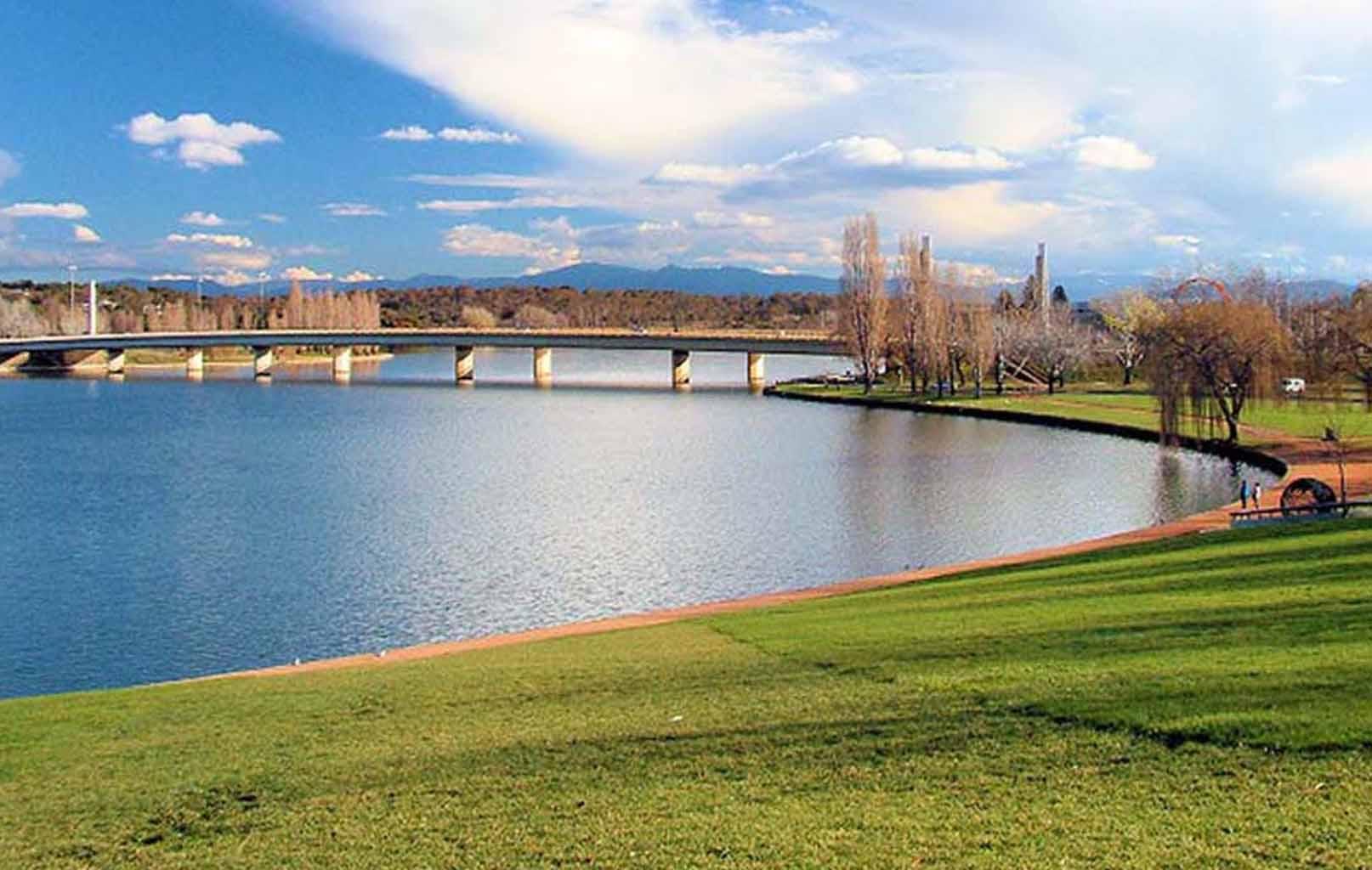 Hồ Burley Griffin