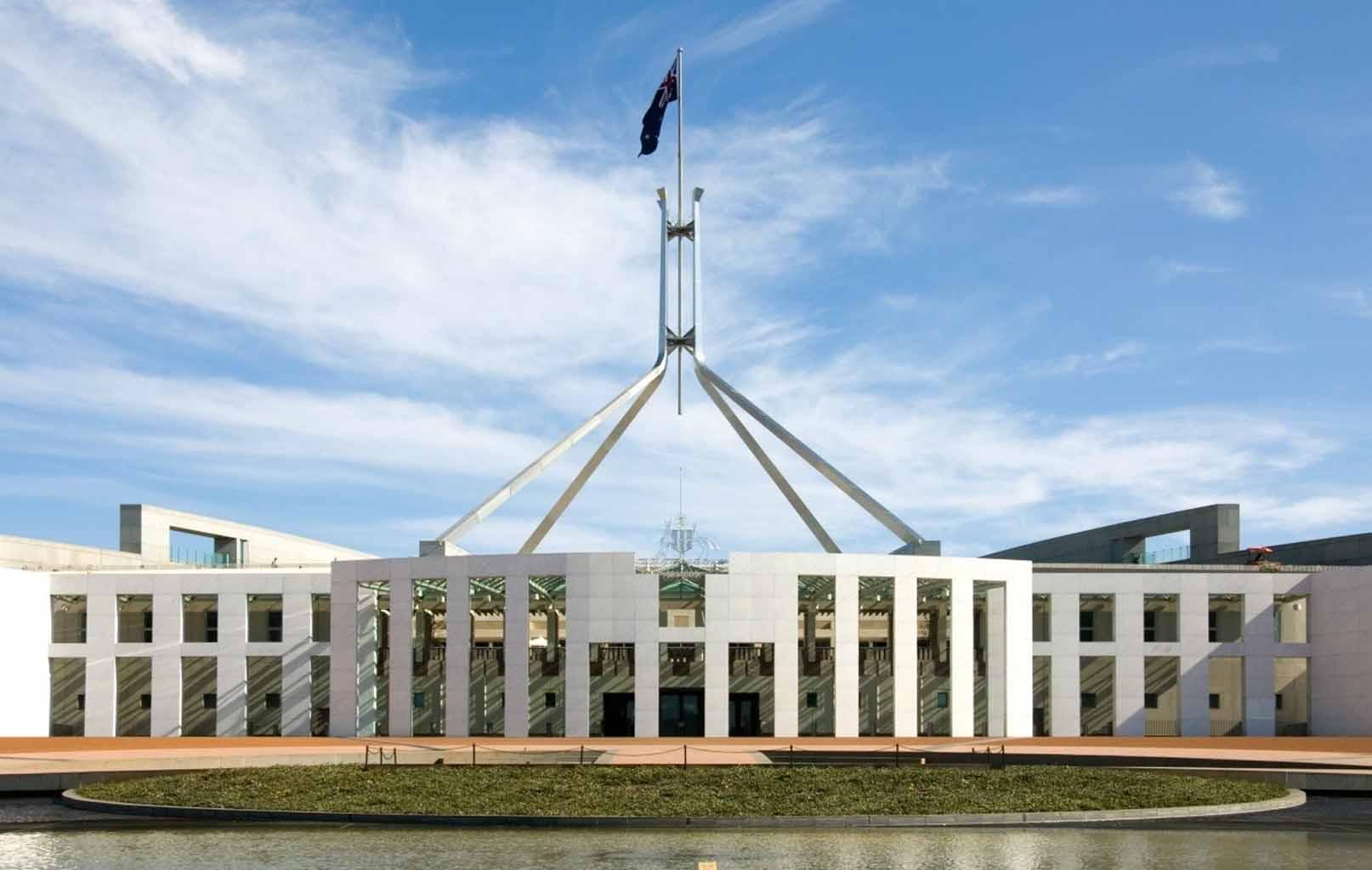 Nhà Quốc hội mới (New parliament House)