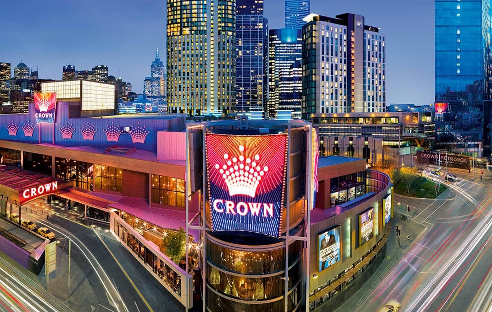 Sòng bài Crown Casino Melbourne