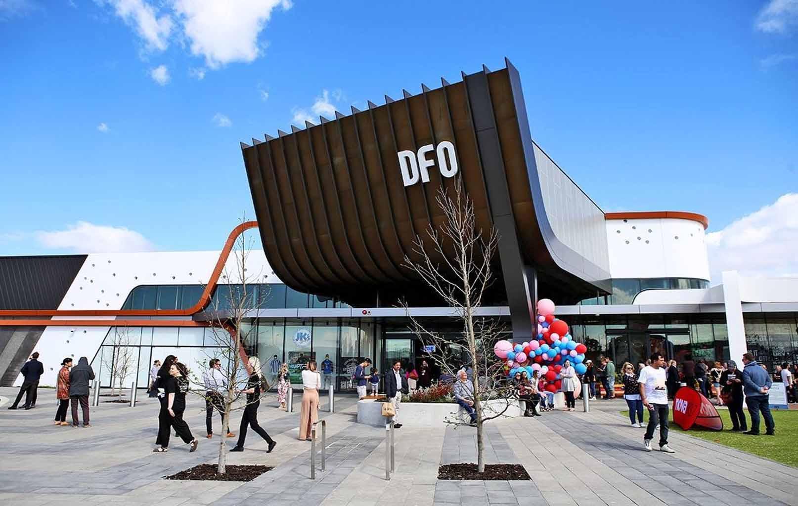 Mua sắm tại DFO