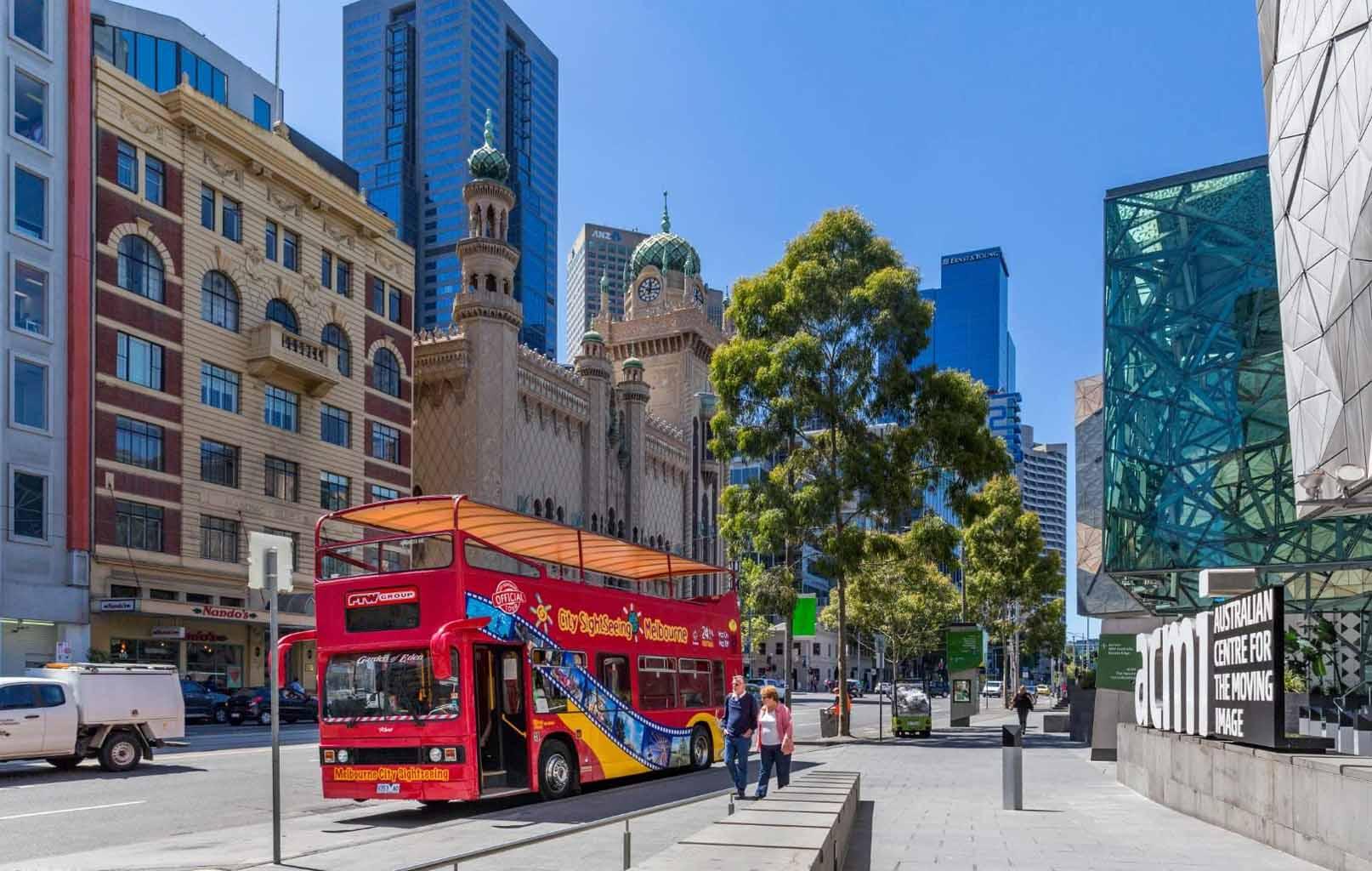Kết thúc hành trình du ngoạn nước Úc