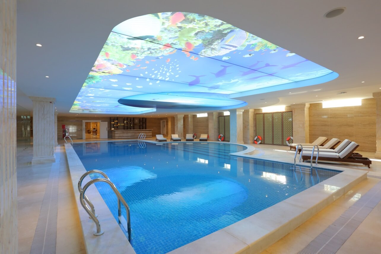 Bể bơi FLC Vĩnh Phúc